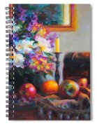 New Reflections Spiral Notebook