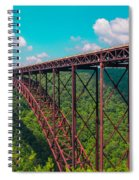 New River Gorge Spiral Notebook