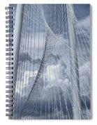 New Skyline Bridge Spiral Notebook