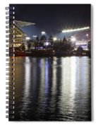 New Husky Stadium Reflection Spiral Notebook