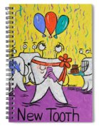 New Tooth Spiral Notebook