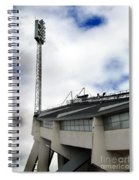 New Ullevi Stadium 01 Spiral Notebook