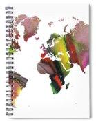 New World Order Spiral Notebook
