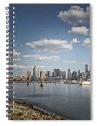 New World Trade Center Spiral Notebook