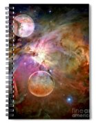 New Worlds Spiral Notebook