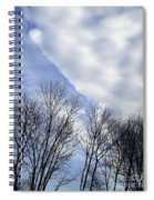 New Years Day Sunrise 2014 Spiral Notebook