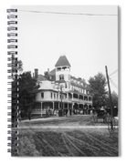 New York Berkley Hotel Spiral Notebook