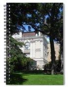 New York Botanical Gardens Spiral Notebook