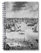 New York City, 1717 Spiral Notebook