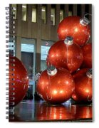 New York City Baubles 2 Spiral Notebook