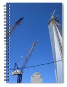 New York City Freedom Tower Spiral Notebook