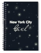 New York City Girl Spiral Notebook