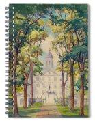 New York City Hospital Spiral Notebook