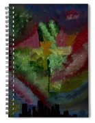 New York City Energy Spiral Notebook
