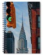New York City, New York State, United Spiral Notebook