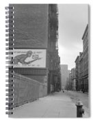 New York City Soho, 1942 Spiral Notebook