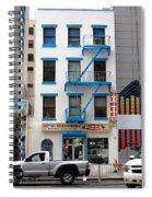 New York City Storefront 5 Spiral Notebook