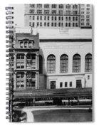New York Curb Market, 1921 Spiral Notebook