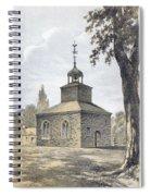 New York: Jamaica Church Spiral Notebook