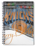 New York Knicks Spiral Notebook