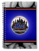 New York Mets Spiral Notebook