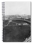 New York Motordrome, C1912 Spiral Notebook