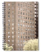 New York Public Housing Spiral Notebook