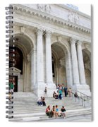 New York Public Library Spiral Notebook