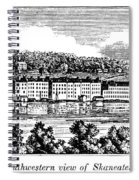 New York Skaneateles Spiral Notebook
