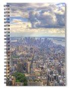 New York State Of Mind Spiral Notebook
