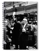 New York Stock Exchange 1963 Spiral Notebook