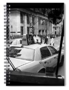 New York Street Photography 14 Spiral Notebook
