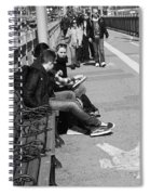 New York Street Photography 15 Spiral Notebook