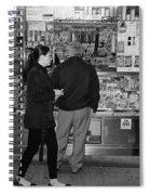New York Street Photography 18 Spiral Notebook
