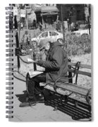 New York Street Photography 2 Spiral Notebook