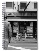 New York Street Photography 25 Spiral Notebook