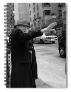 New York Street Photography 27 Spiral Notebook