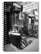 New York Street Photography 7 Spiral Notebook