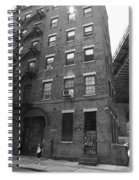 New York Street Photography 9 Spiral Notebook