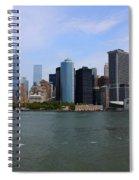 New York Strong Spiral Notebook