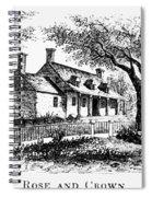 New York: Tavern, C1776 Spiral Notebook