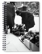 New York Toys, C1910 Spiral Notebook