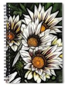 New Zealand Flowering Beauties Spiral Notebook