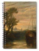 Newark Abbey Spiral Notebook