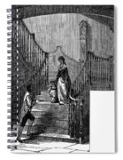 Newark Schuyler Mansion Spiral Notebook