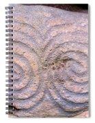 Newgrange Kerb Spiral Notebook