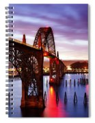 Newport Dawn Spiral Notebook