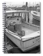 Newport Rhode Island Harbor Iv Spiral Notebook