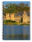 Newstead Abbey Gatehouse Spiral Notebook