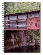 Next Destination Spiral Notebook